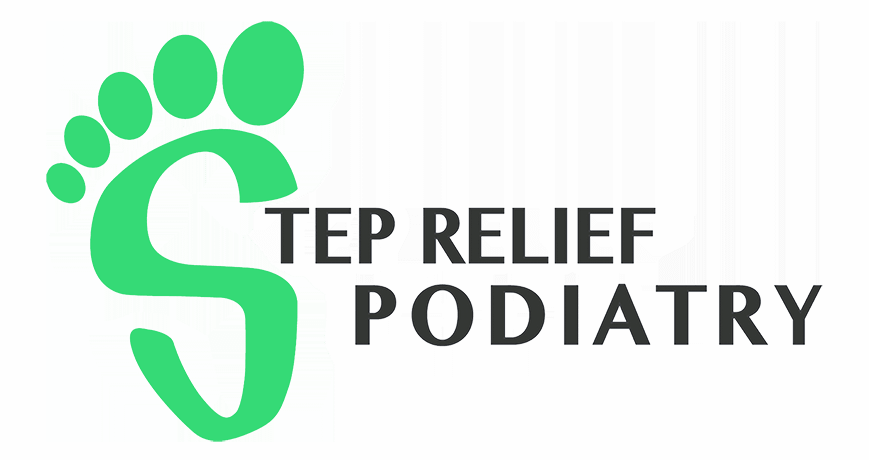 Step Relief Podiatry Logo