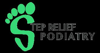 Step Relief Podiatry Logo